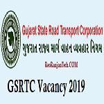 GSRTC Recruitment 2019 – Apply Online – 2249 Driver Post Vacancies