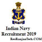 Indian Navy Recruitment 2019 10th Pass – Apply Online – 400 Sailor MR Vacancies