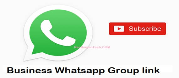 Business Whatsapp Group Link