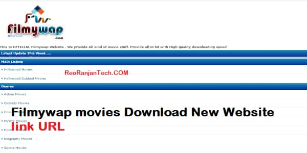 Filmywap.com Movie Download Filmywap Bollywood
