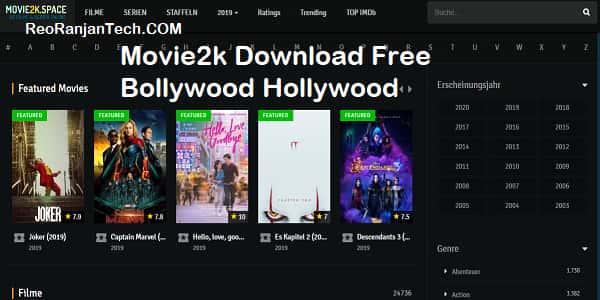 Movie2k 2020 Download Free Bollywood Hollywood