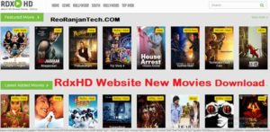 RdxHD Website New Movies Download 2020