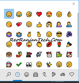 Using Emoji in PC KeyBoard