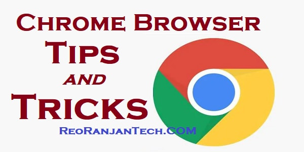 Chrome Browser Tips and Tricks