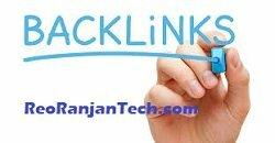 Backlink क्या है और कैसे create करते है?