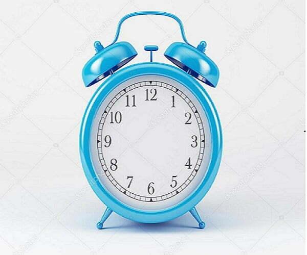 Best Sister Table Clock