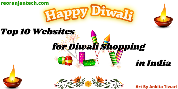 Top 10 Websites for Diwali Shopping in India